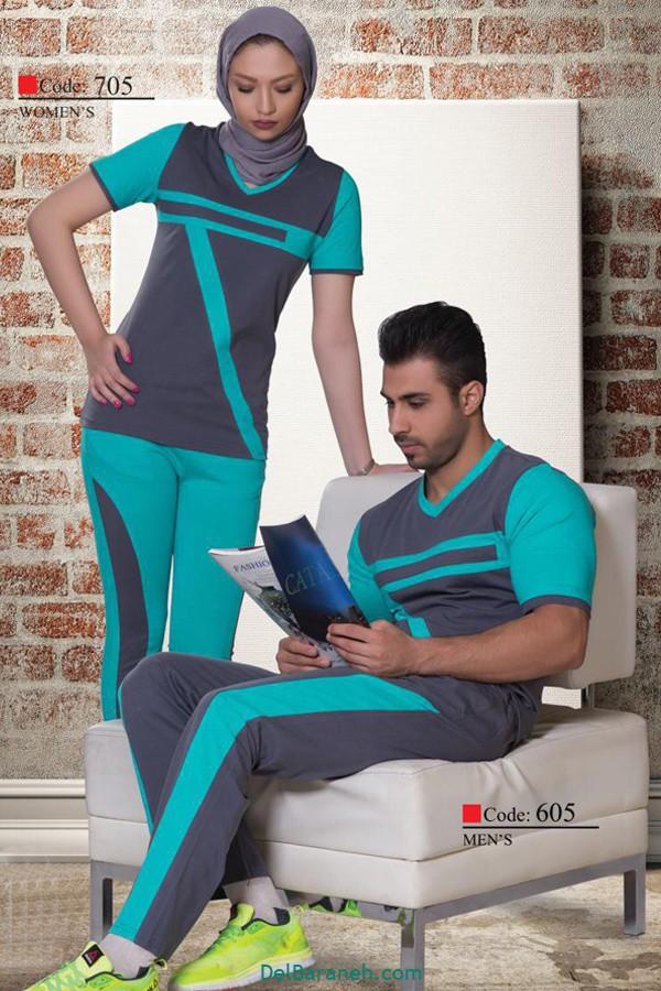 ست لباس زن و شوهر ایرانی (۲)