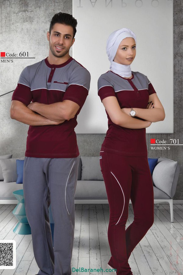 ست لباس زن و شوهر ایرانی (۳)