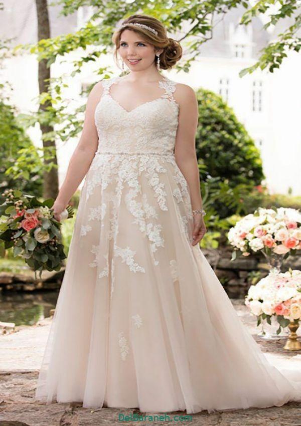 لباس عروس سایز بزرگ (۱۲)