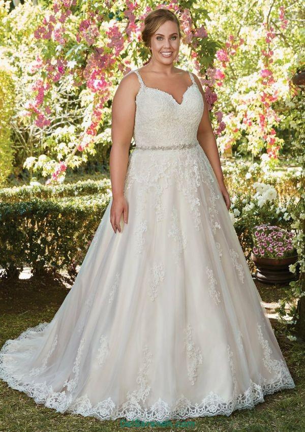 لباس عروس سایز بزرگ (۱۹)