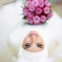 چطور لباس عروسمان را محجبه کنیم که زیباتر باشد؟ +۴۰مدل لباس عروس پوشیده