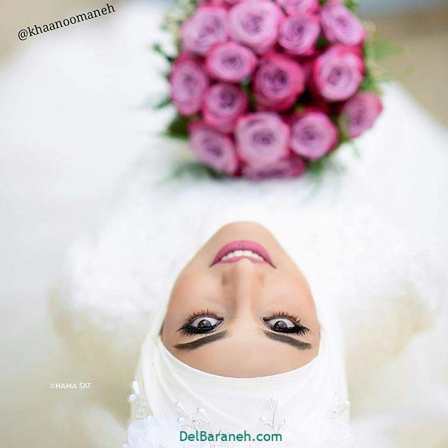 لباس عروس پوشیده (۱)