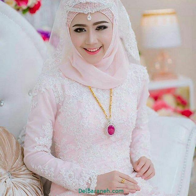 لباس عروس پوشیده (۱۰)