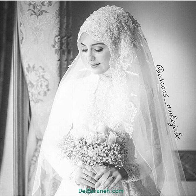 لباس عروس پوشیده (۱۲)
