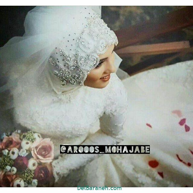 لباس عروس پوشیده (۱۳)