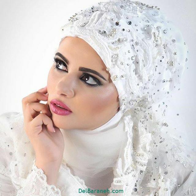 لباس عروس پوشیده (۱۵)