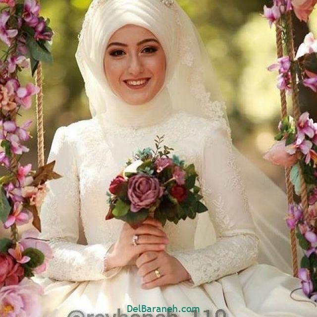 لباس عروس پوشیده (۱۷)