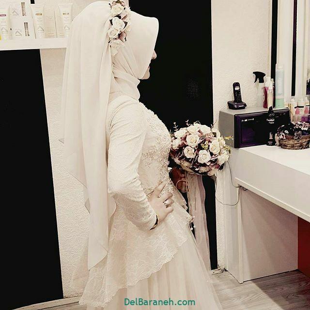 لباس عروس پوشیده (۱۹)