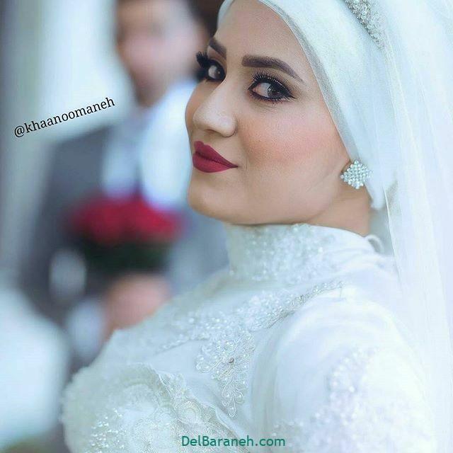 لباس عروس پوشیده (۲)
