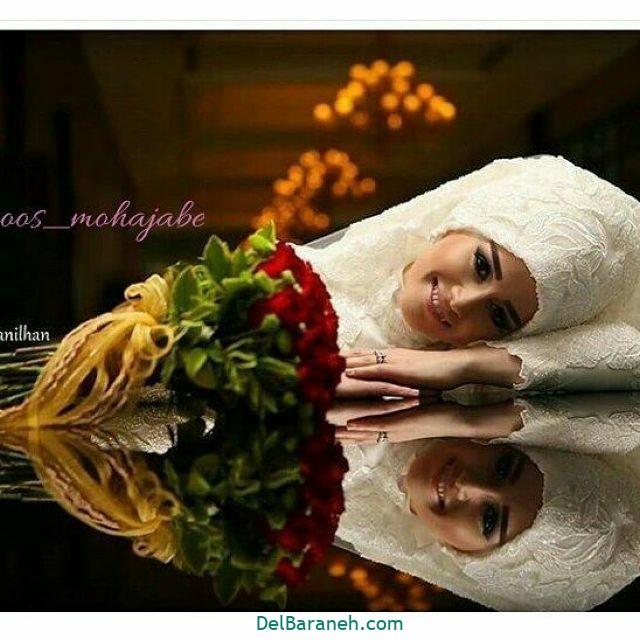 لباس عروس پوشیده (۲۲)