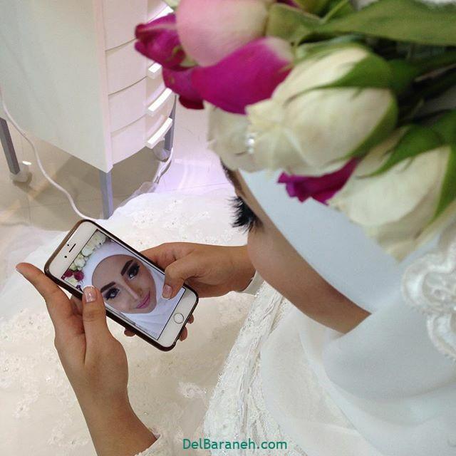 لباس عروس پوشیده (۲۳)