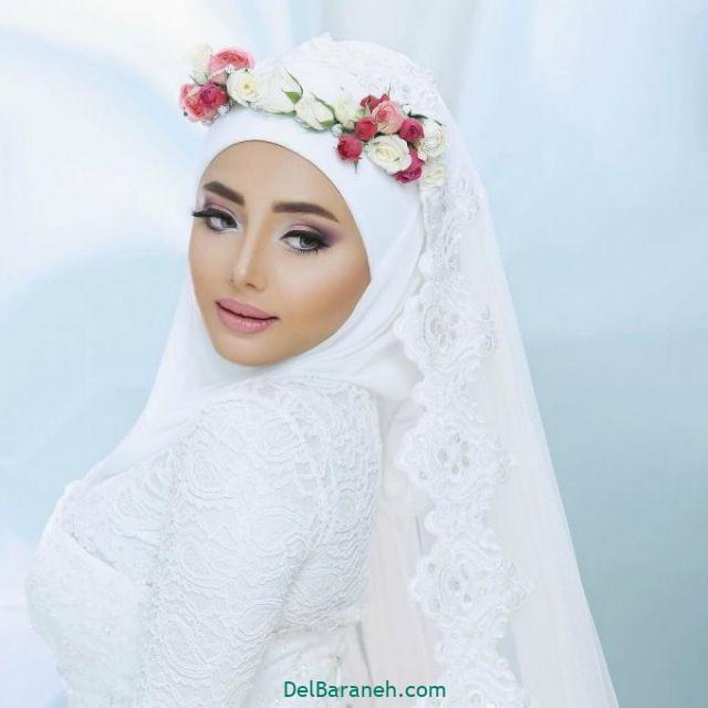 لباس عروس پوشیده (۲۶)