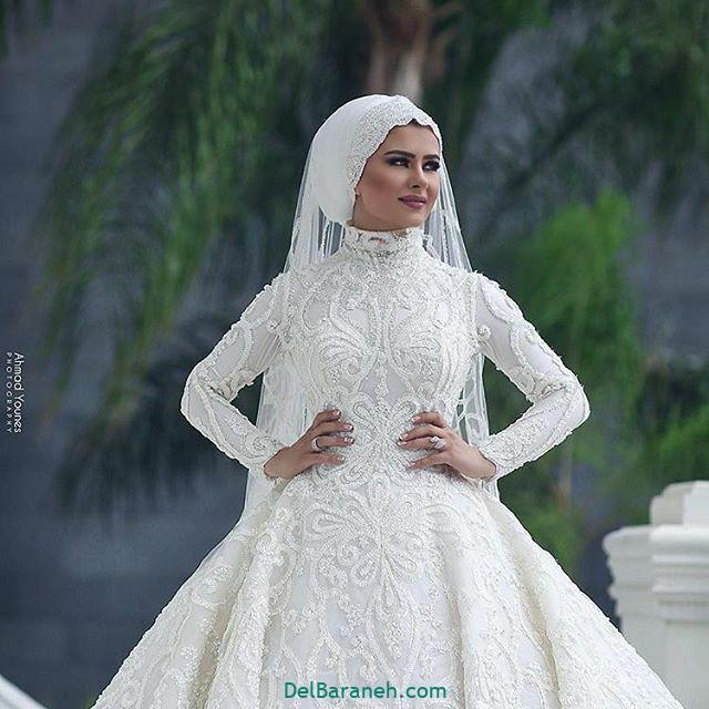 لباس عروس پوشیده (۲۷)