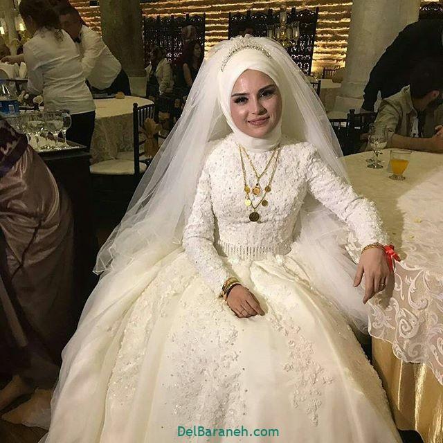 لباس عروس پوشیده (۲۸)