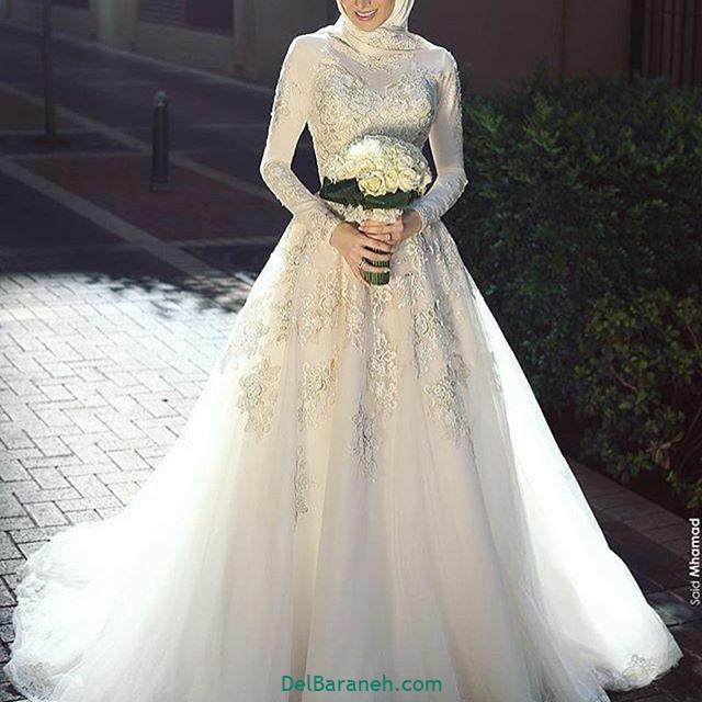 لباس عروس پوشیده (۲۹)