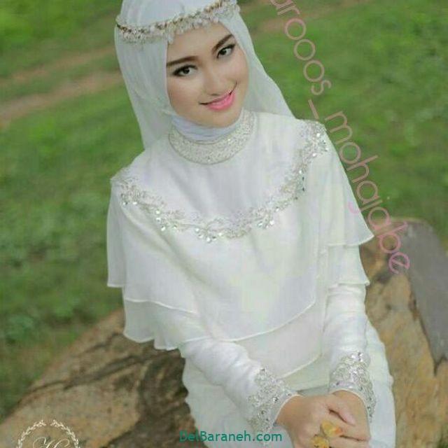لباس عروس پوشیده (۳)