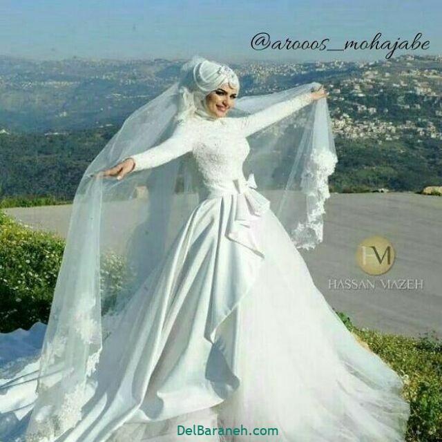 لباس عروس پوشیده (۳۱)