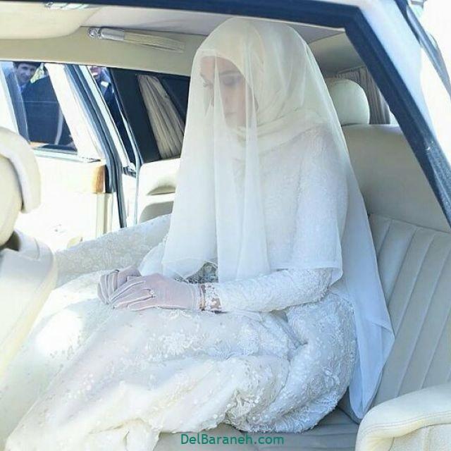 لباس عروس پوشیده (۳۶)
