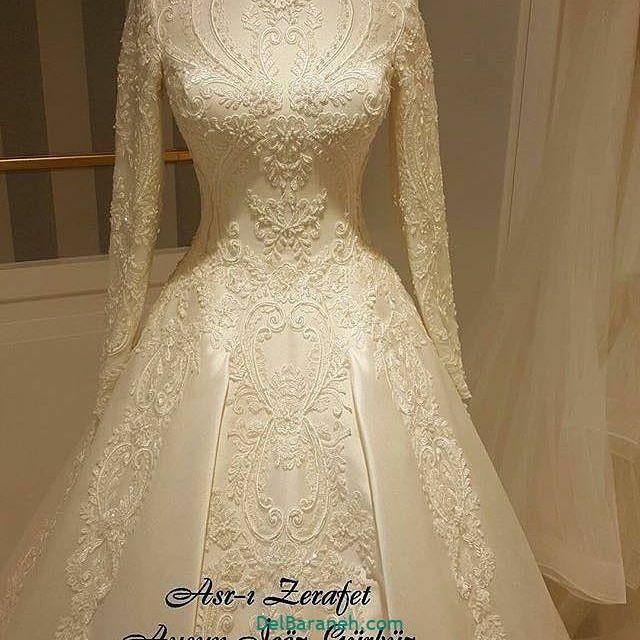 لباس عروس پوشیده (۳۸)