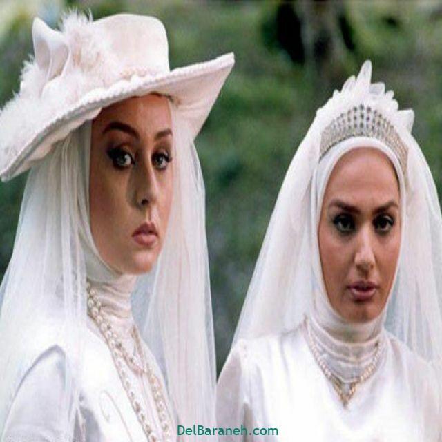 لباس عروس پوشیده (۴۰)