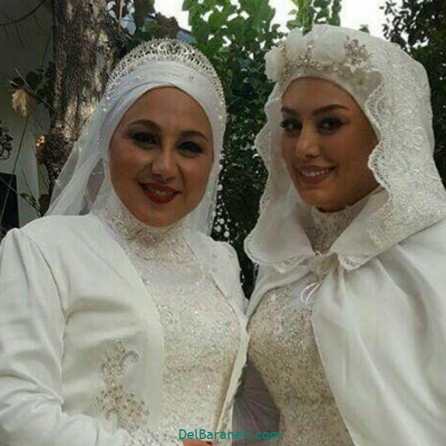 لباس عروس پوشیده (۴۱)