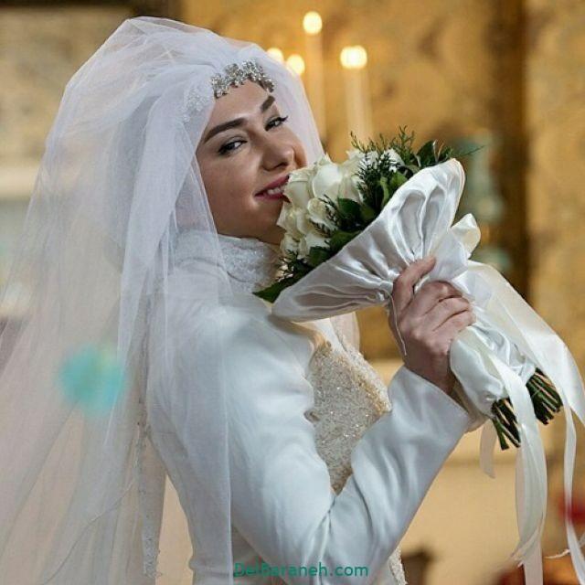 لباس عروس پوشیده (۴۲)