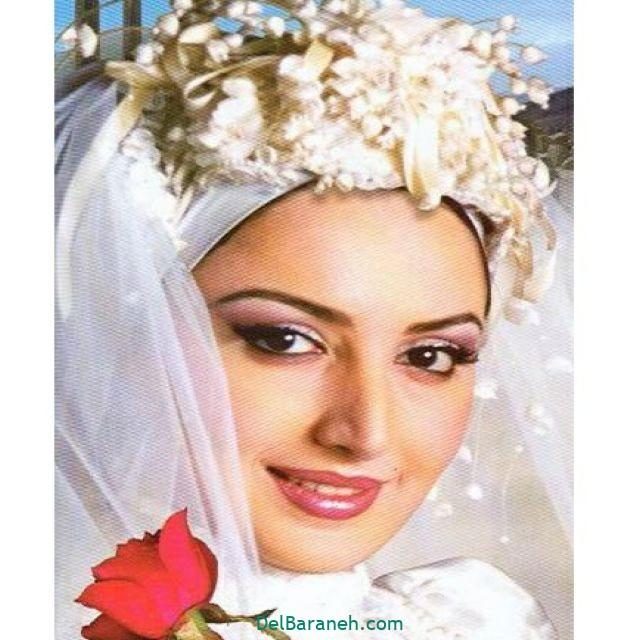 لباس عروس پوشیده (۴۴)