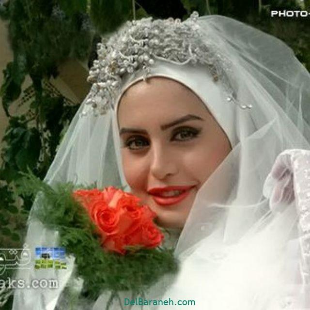 لباس عروس پوشیده (۴۵)