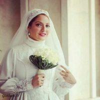 لباس عروس پوشیده بازیگران | ۲۲ مدل لباس عروس بازیگران در فیلم ها