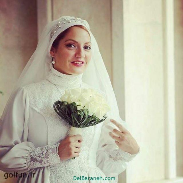 لباس عروس پوشیده (۴۶)