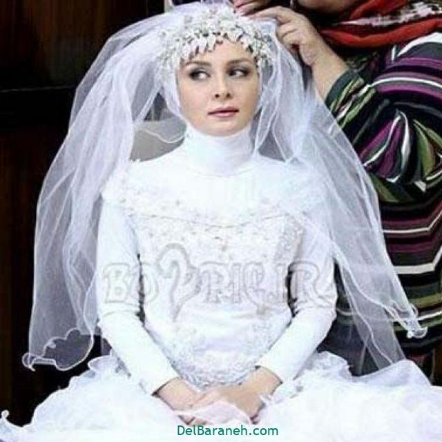 لباس عروس پوشیده (۴۷)