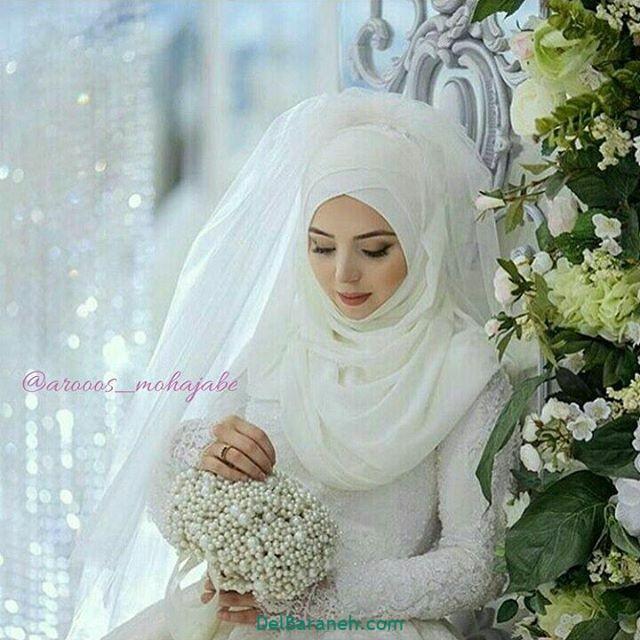 لباس عروس پوشیده (۵)