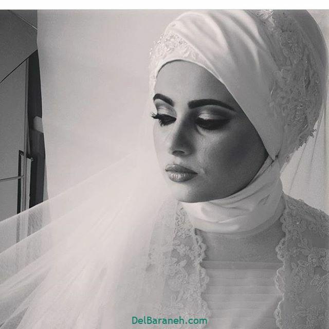 لباس عروس پوشیده (۸)
