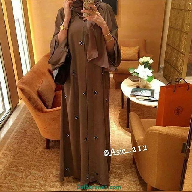 مدل مانتو عربی (۱۰)