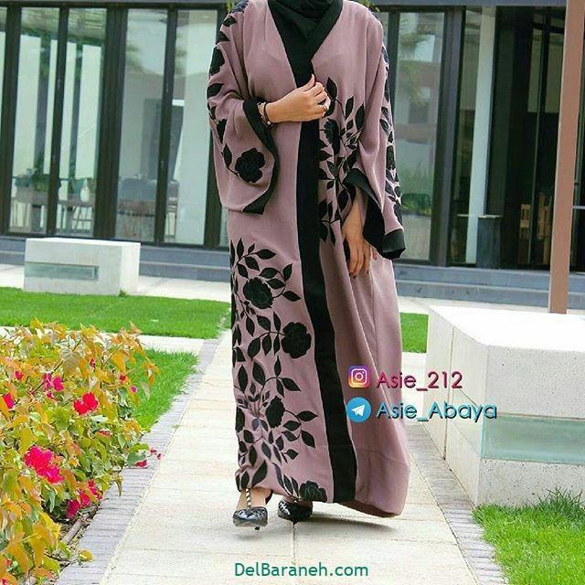 مدل مانتو عربی (۱۲)