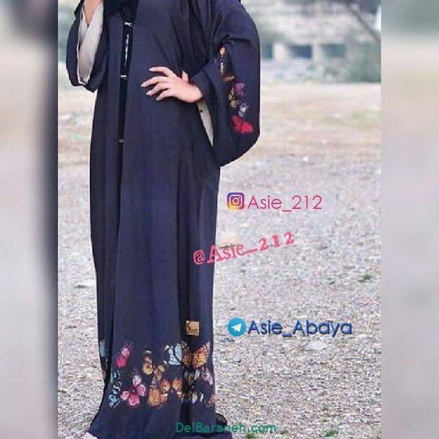 مدل مانتو عربی (۱۵)