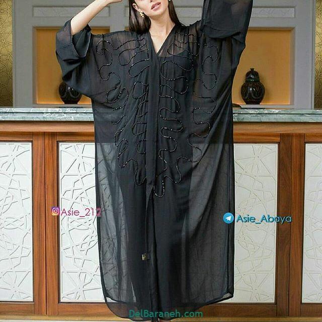 مدل مانتو عربی (۱۷)