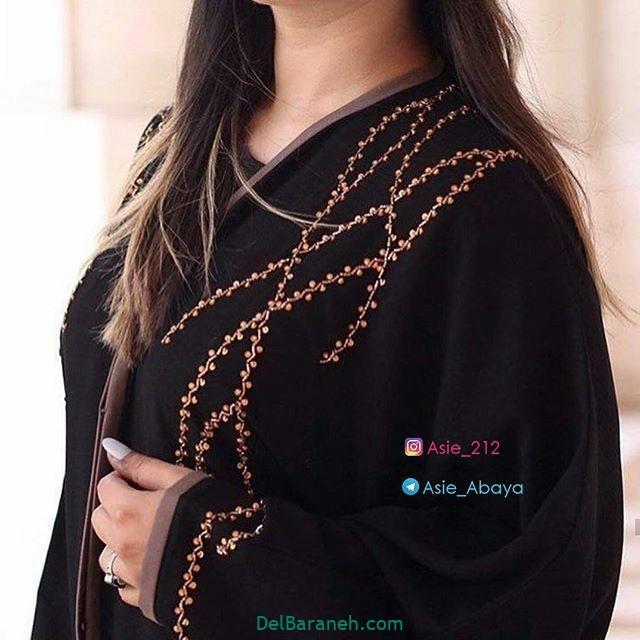 مدل مانتو عربی (۲۵)