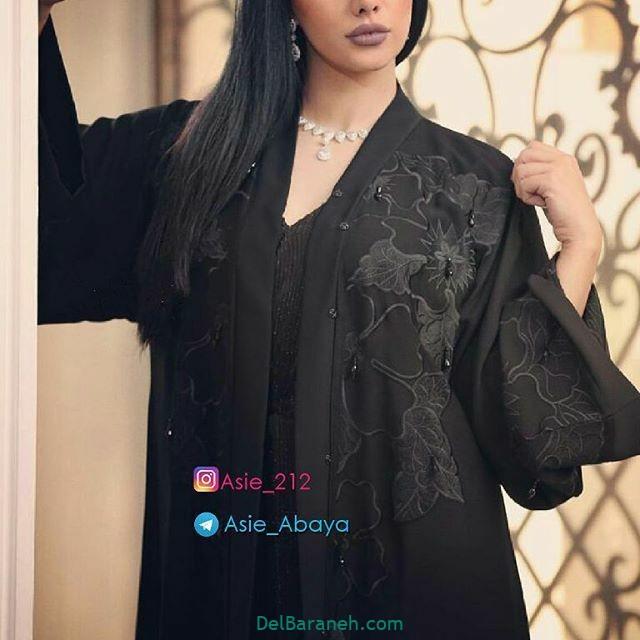 مدل مانتو عربی (۲۶)
