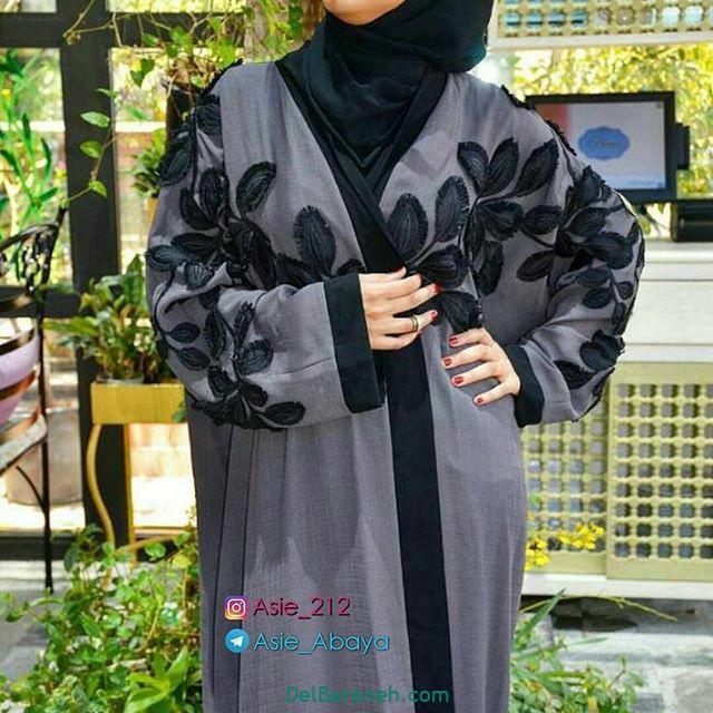 مدل مانتو عربی (۲۷)