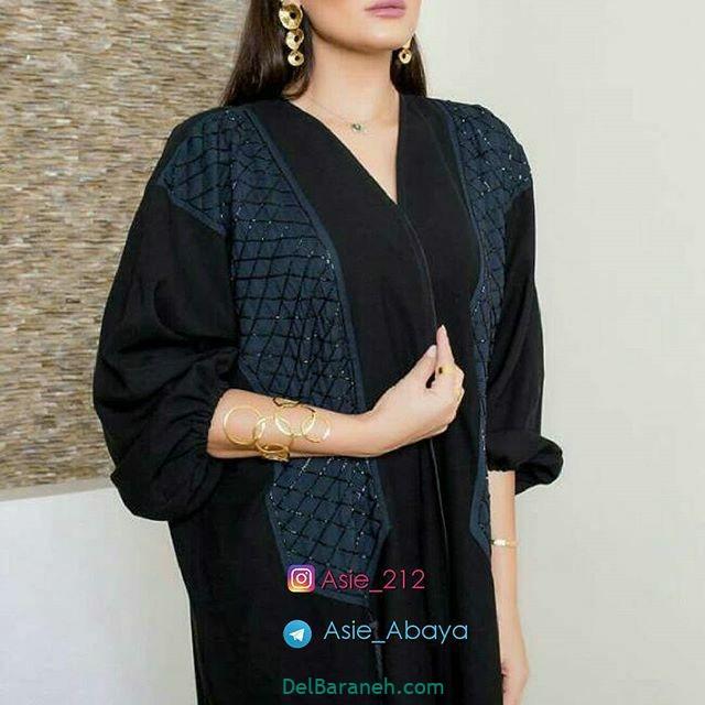 مدل مانتو عربی (۲۸)