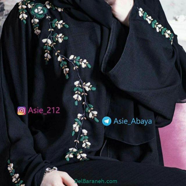 مدل مانتو عربی (۳۱)