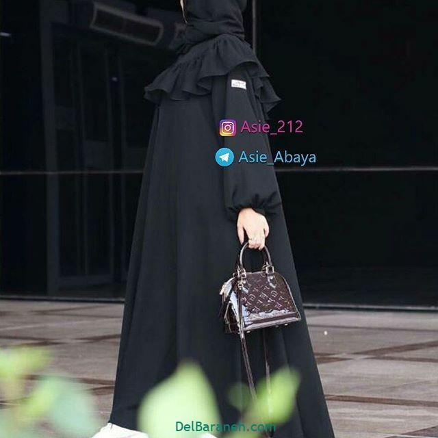 مدل مانتو عربی (۶)