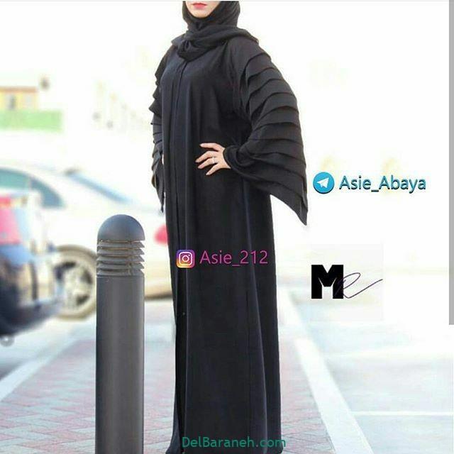 مدل مانتو عربی (۷)