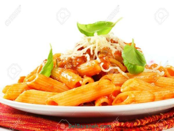 پاستا ایتالیایی (۳)
