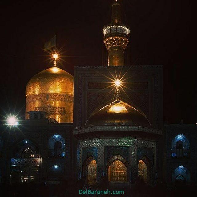 تصاویر پروفایل زیارت مشهد