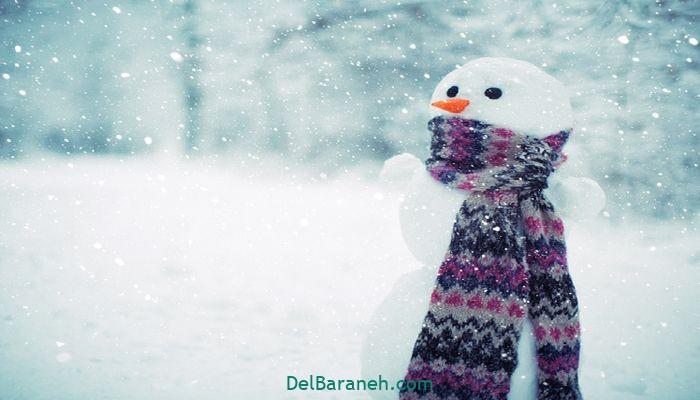 انشا یک روز برفی (۳)