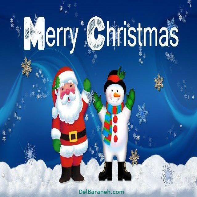 تبریک کریسمس با تصویر (۱۲)