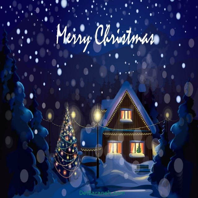 تبریک کریسمس با تصویر (۱۴)
