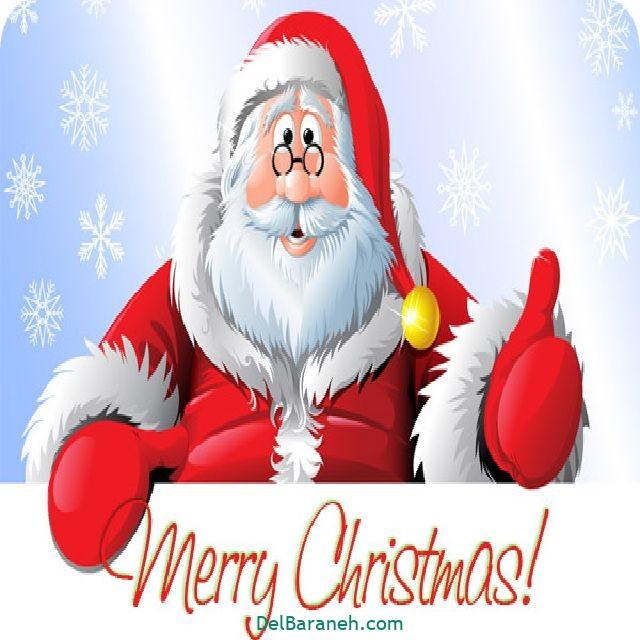 تبریک کریسمس با تصویر (۱۶)